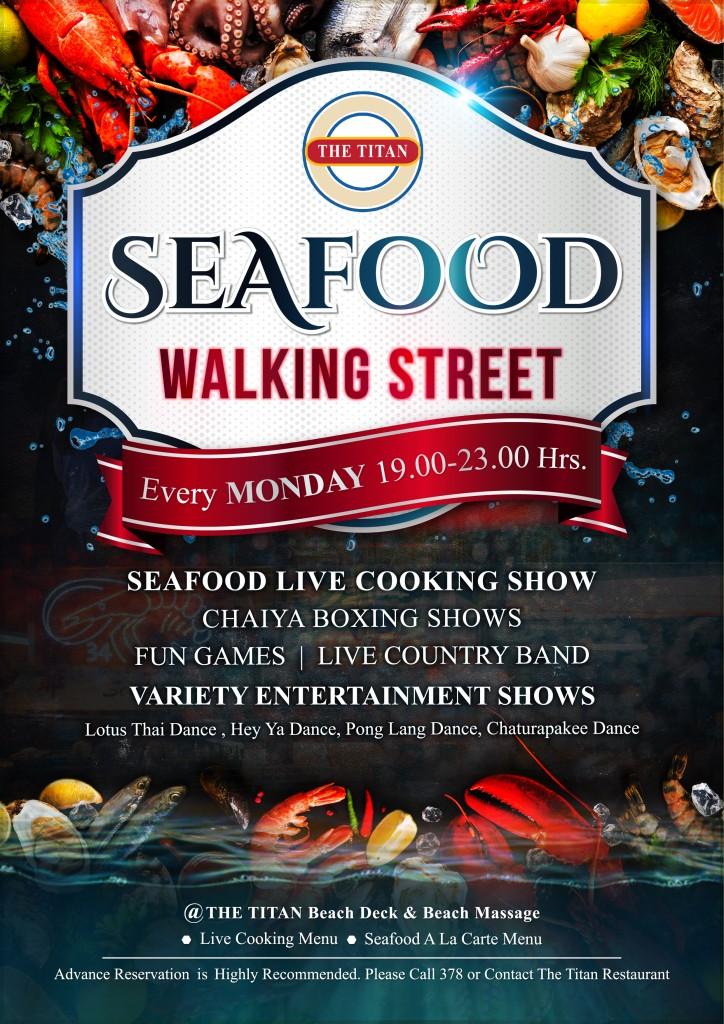 Seafood Walking Street AW-01
