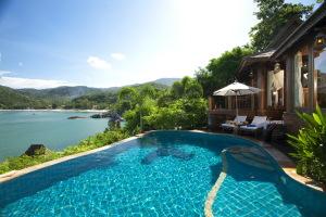 Sea View Pool Villa Suite Plus 2