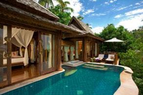 Santhiya Sea View Pool Villa Suite